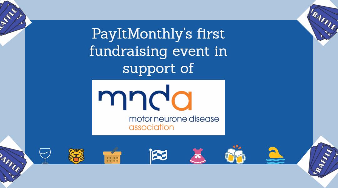 MNDA Charity Raffle 2017