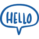 hello-speech-bubble