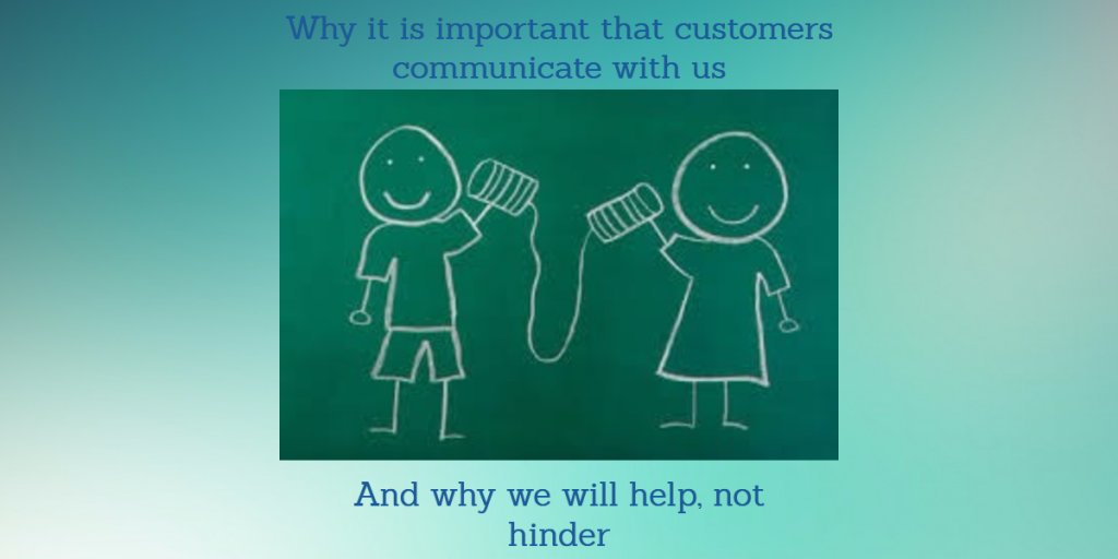 Customers_Communicate
